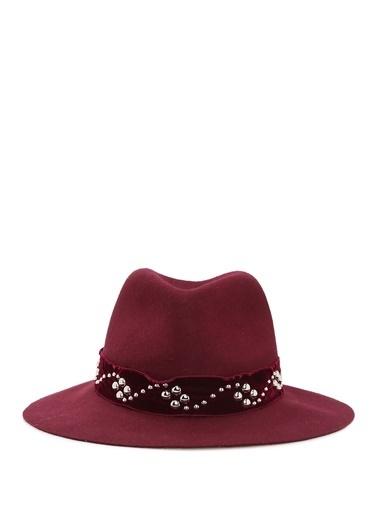 Ferruccio Vecchi Şapka Bordo